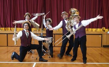 ブラスバンドとたいこ写真.JPG